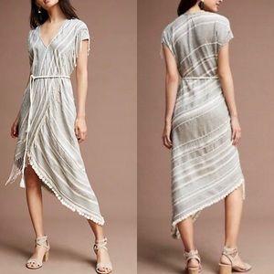 Anthropologie | Laura Siegel Cotton Vita Dress M